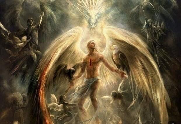 Падшие ангелы: когда появились, их имена