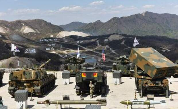 Вашингтон требует от Сеула войны с соседом: Прощай, Samsung и Hyundai?