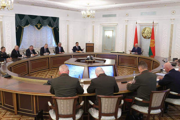В Беларуси повышают роль Совета безопасности