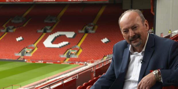 Стала известна причина ухода гендиректора «Ливерпуля»