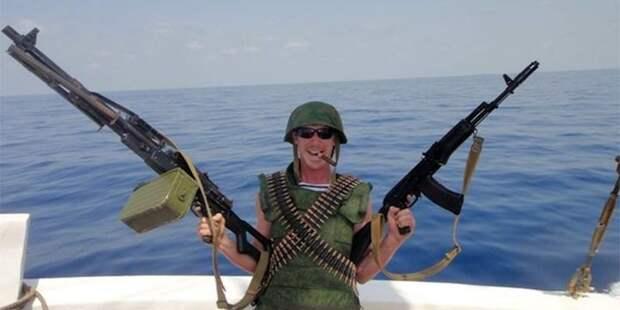 Современные пираты: смех сквозь ужас
