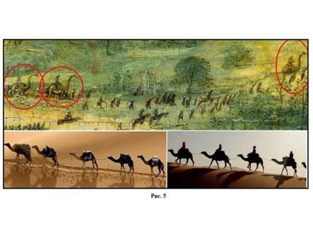 Артефакты истории. Боевые динозавры древности