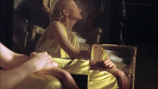 Рената Литвинова рассказала о единственной голой сцене в своей карьере. У Питера Гринуэя!
