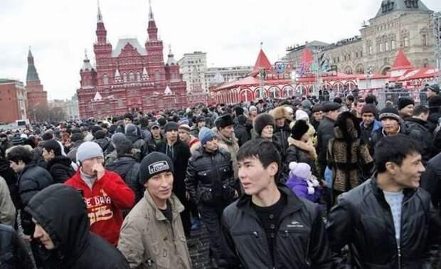 Дикие кочевники – угроза для России