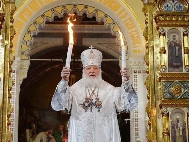 Патриарх Кирилл увидел в пандемии коронавируса божий промысел