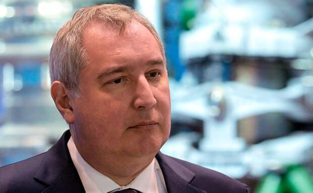 Рогозин высмеял слова украинского чиновника об «очень сильном ударе» по РФ