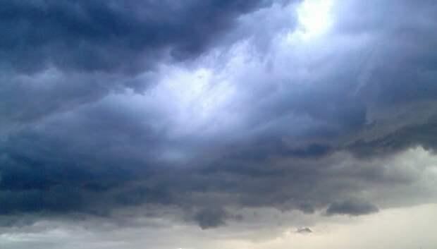 Спасатели предупредили о ливнях с грозами в Подмосковье вечером в субботу