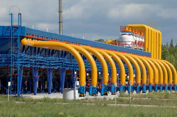 Нацбанк Украины оценил потери страны от сокращения транзита российского газа