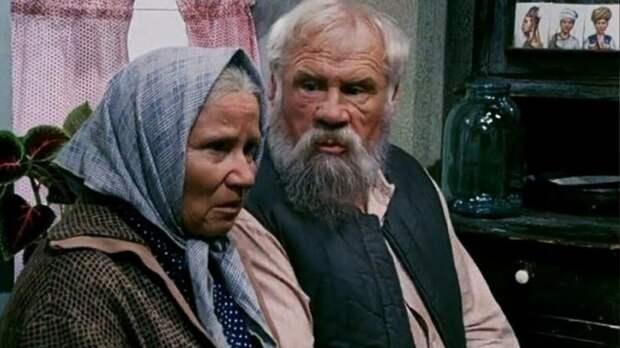 Мария Скворцова. Та самая говорливая бабушка из «Гостьи из будущего»