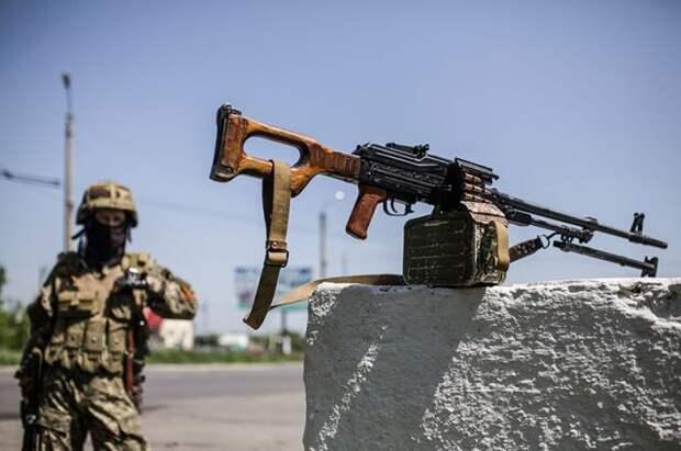 Страдающий от дедовщины украинский солдат перешел на сторону ДНР