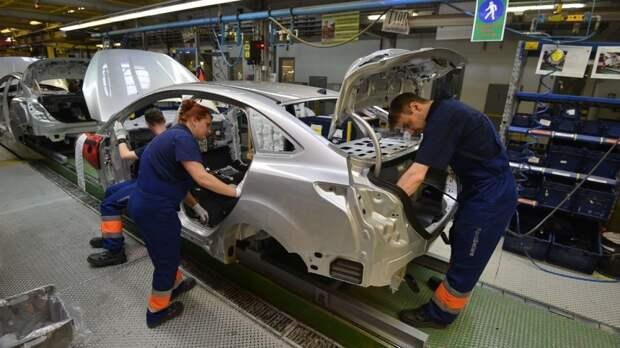 Мировое производство машин может сократиться на 2 млн из-за дефицита чипов
