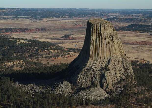 самая знаменитая гора в США