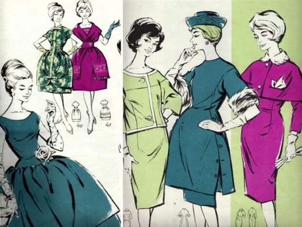 Журнал *Ригас модес*, 1961-1962 гг. | Фото: vintagestory.ru