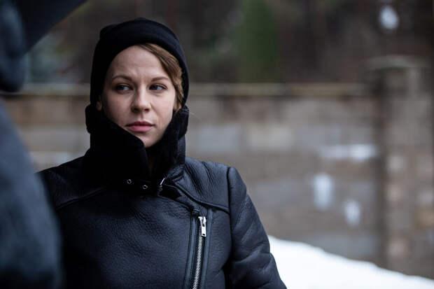 «Случайный кадр»: Елена Лядова впервые играет следователя