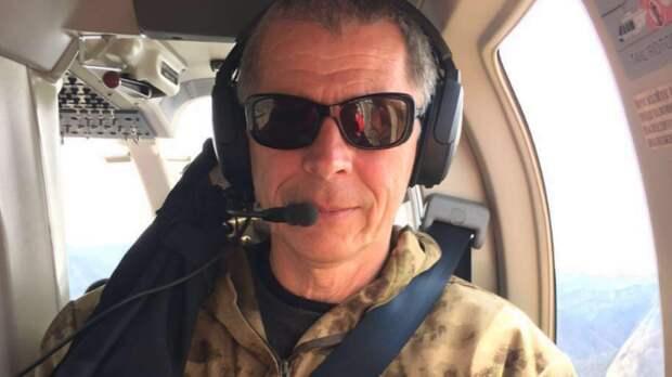 Чемпион мира по вертолетному спорту погиб в крушении под Архангельском