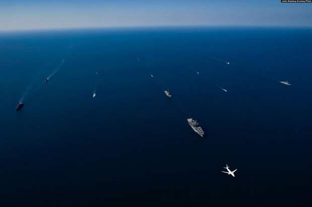 РФ ответила на «опасную идею» США и Украины в Черном море