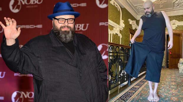 Похудевший на 100 килограмм Макс Фадеев удивил публику своим появлением
