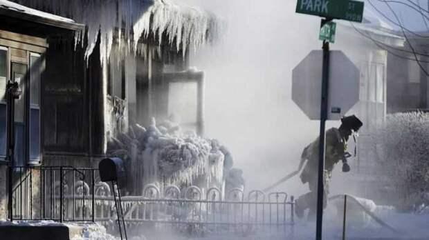 Страшный удар Деда Мороза по целому штату в США