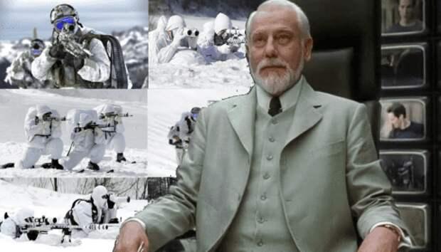 В Антарктиде идет война с Архитектором Матрицы?