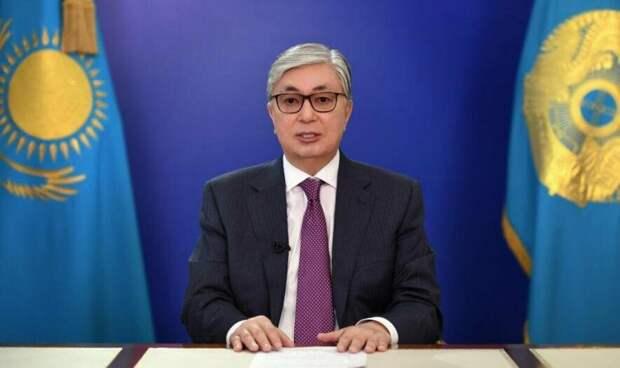 Казахстан поддерживает глобальные антитеррористические акции - Токаев