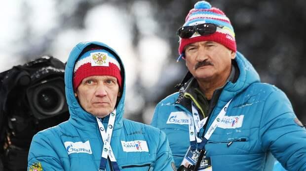 Русские биатлонисты игнорируют сборы национальной команды. Деньги бюджета идут вникуда