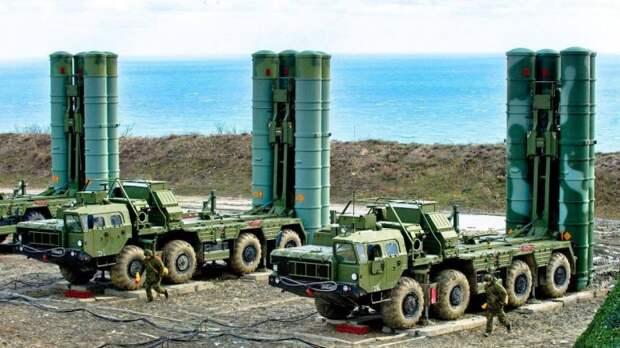 Продолжение турецкого гамбита С-400