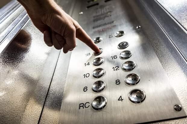 Лифт в доме в Ферганском снова исправен — управа