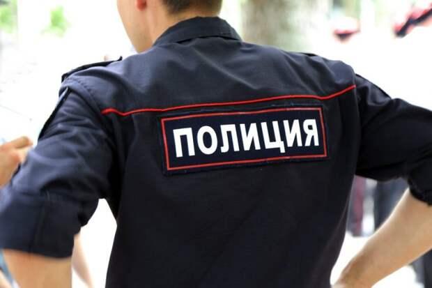 полиция Фото из открытых источников