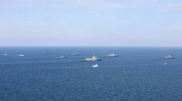 Учения рядом с Крымом проведут более 30 кораблей НАТО и партнеров Украины