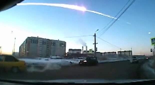 Метеорит — красивое астрономическое явление или грандиозная катастрофа?