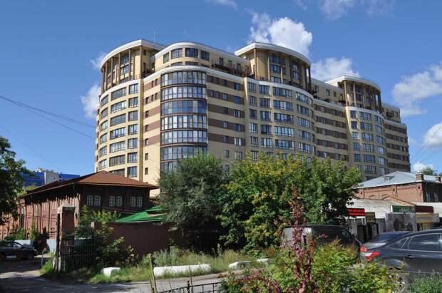 «Жилье для солидных господ»: сколько стоит метр элитной недвижимости в Омске