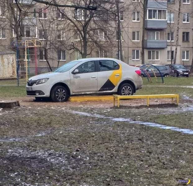 Чемпион Минска по упоротой парковке! - ОБНОВЛЕНО!