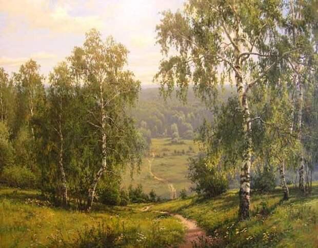 художник Игорь Прищепа картины - 29