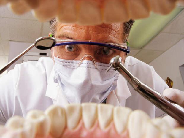 Стоматологам — нет. /Фото: static.independent.co.uk
