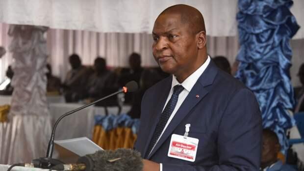 Президент ЦАР утвердил создание комитета поддержки общенационального диалога