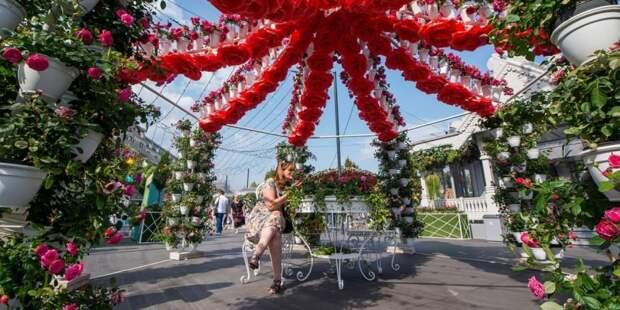 Собянин рассказал о развитии креативных индустрий в Москве