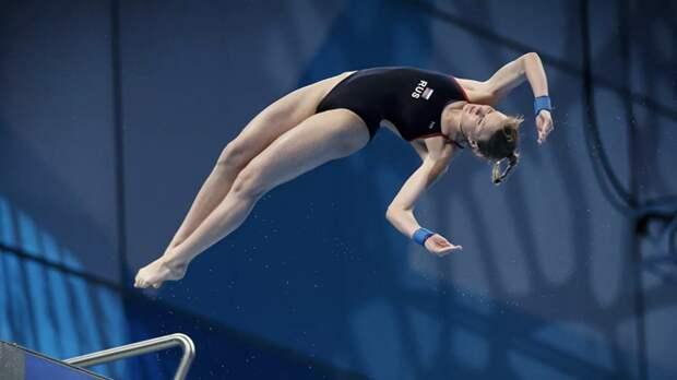 Беляева и Минибаев завоевали бронзу ЧЕ по прыжкам в воду