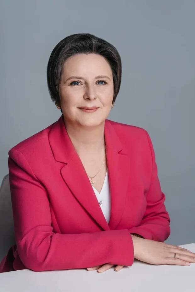 Светлана Разворотнева: Система электронного голосования заслуживает доверия. Фото: Екатерина Бибикова