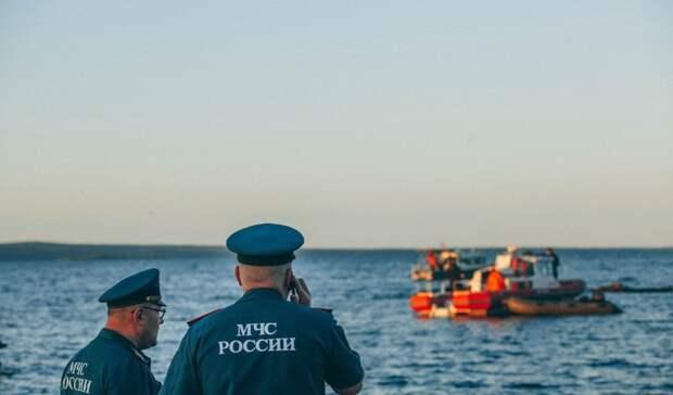 Спасатели рассказали, как наозере вПетрозаводске утонули подростки