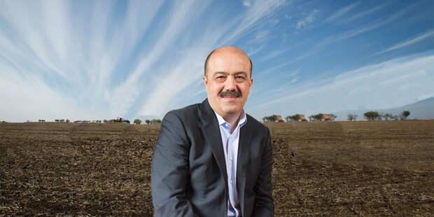 Махмудов скупает ростовские земли