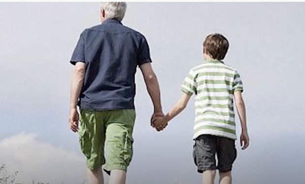 Богатый отец решил научить сына