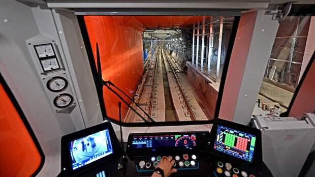 Дептранс сообщил о штатной работе станции метро «Улица 1905 года»