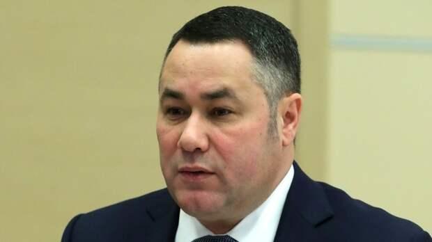 Губернатор Тверской области наградит потерявшую ботинок участницу шествия