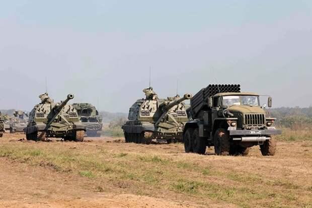 Приказ «На Запад» - стартовали крупнейшие военные маневры в РФ