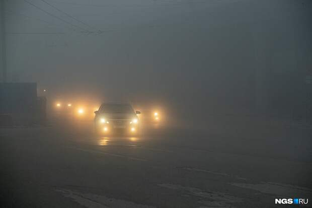 В Новосибирске резко ухудшилось качество воздуха. Жителям рекомендуют не выходить на улицу и закрыть окна