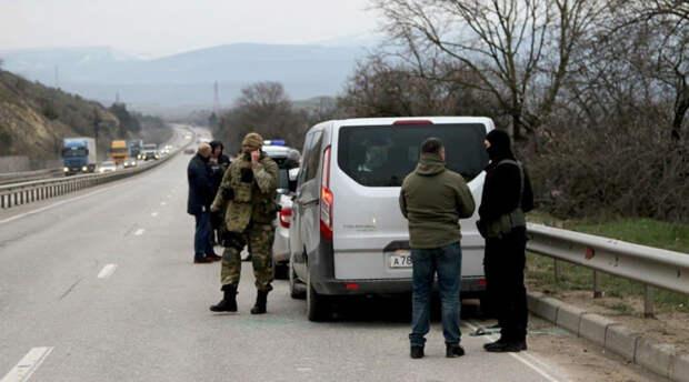 Крымские полицейские освободили бизнесмена и задержали трех похитителей