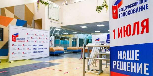 Костырко: Информация о базе данных голосования по Конституции – фейк. Фото: mos.ru