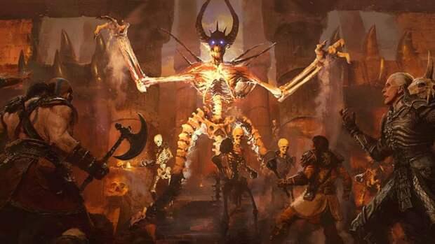 Новые модели персонажей Diablo II: Resurrected поражают