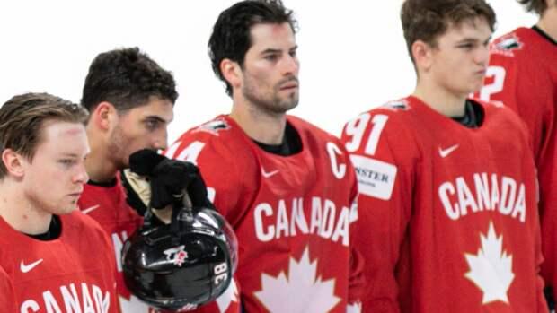 Сборная Канады стала победителем чемпионата мира по хоккею