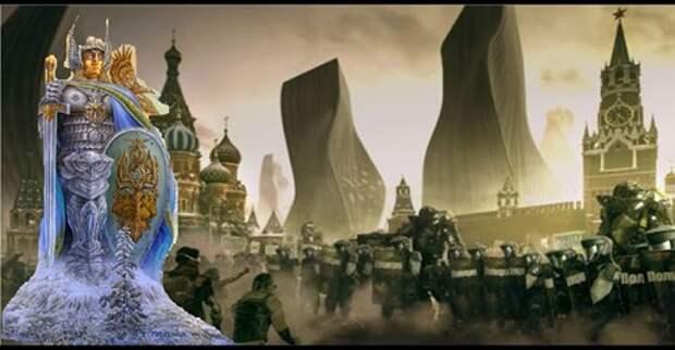 Славянские родные Боги